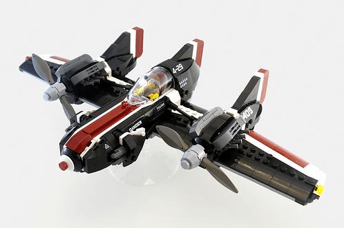 Lego Sky-Fi
