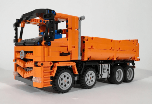 Lego Technic Mercedes-Benz Arocs Tipper Truck