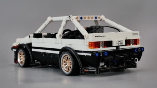 Lego Toyota AE86 Initial D