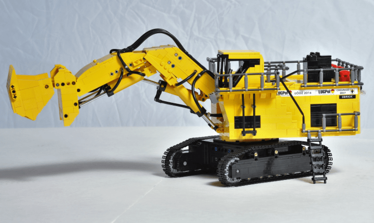 Lego Komatsu 3000