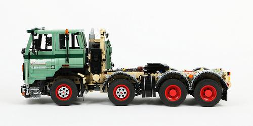 Lego FTF Truck RC