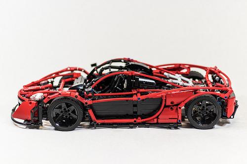 Lego Technic McLaren P1
