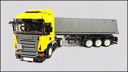 Lego Scania 4x2 Truck