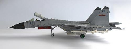 Lego Shenyang J-11