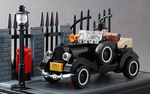 Lego Ford Model A