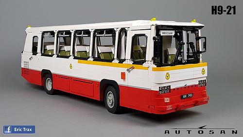 Lego Autosan H9-21 Bus
