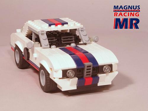 Lego Alfa Romeo
