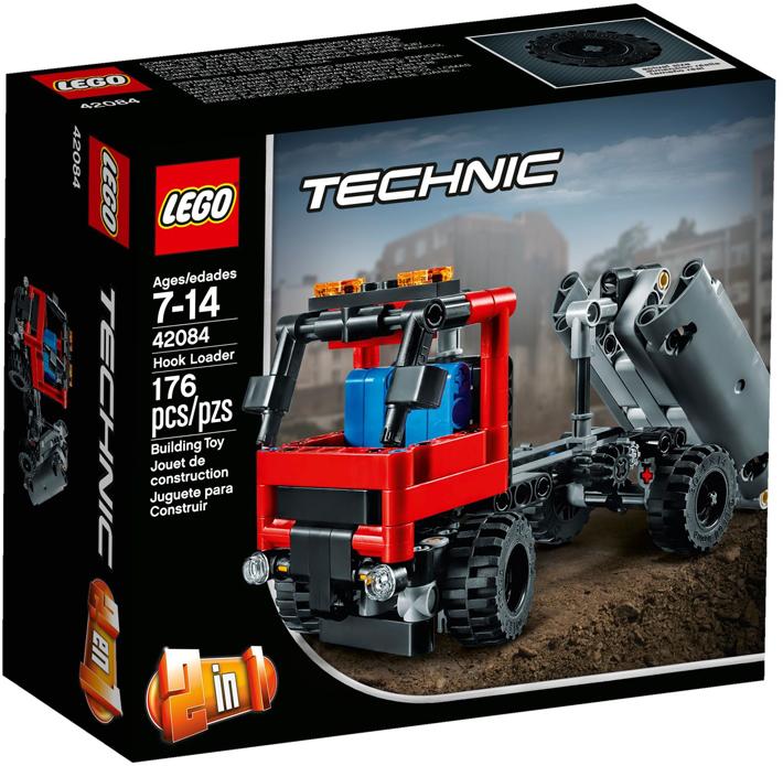 Lego Technic 42084 Box