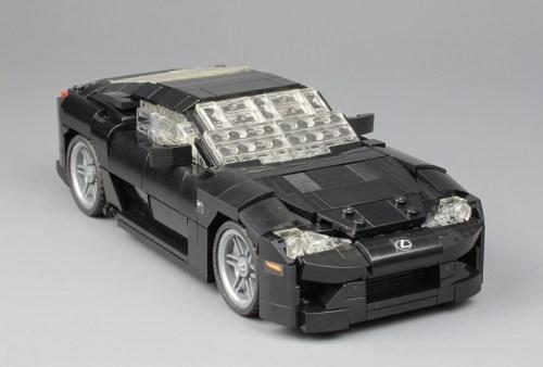 Lego Lexus LFA