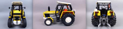 Lego Usus 912 Tractor