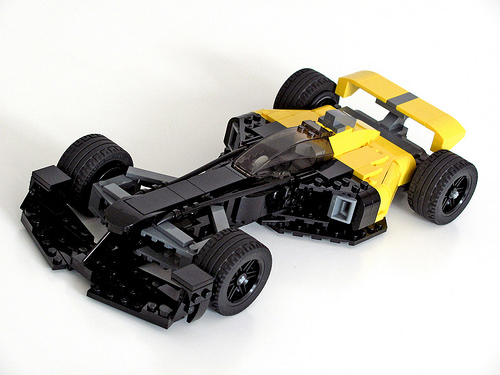 Lego Renault RS2027 Vision