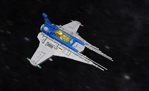 Lego Classic Spaceship