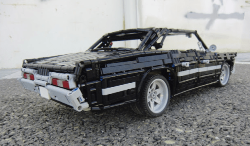 Lego Technic Chevrolet Impala RC