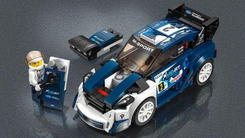 Lego Speed Champions Ford Fiesta WRC 75885