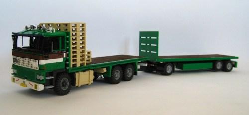 Lego DAF FAS 3300 Truck