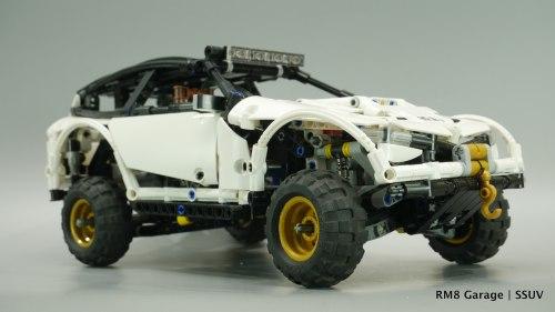 Lego BuWizz RC Trophy Truck