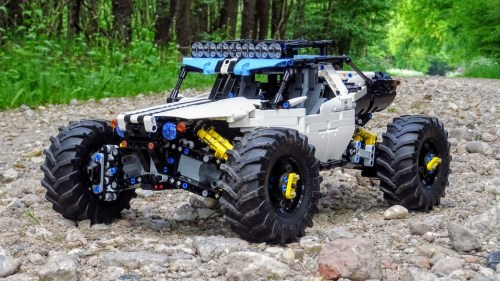Lego Technic RC Buggy
