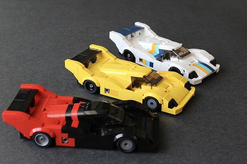 Lego Porsche 962