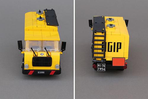 Lego OM Leoncino Truck