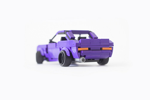 Lego Toyota Celica TA22