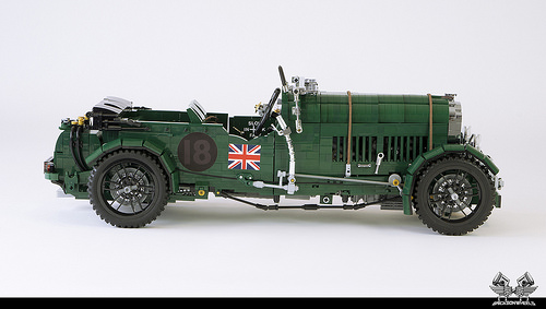 Lego Bentley 4.5 Litre Blower
