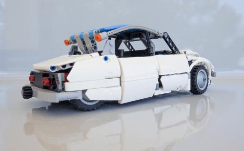 Lego Technic Citroen DS