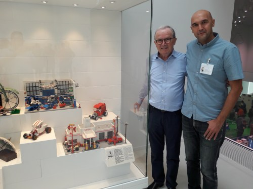 The Lego House Masterpiece Gallery