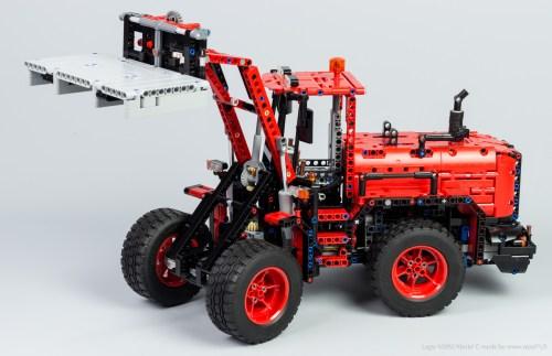 Lego 42082 Telehandler