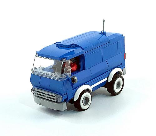Lego Chevrolet Van