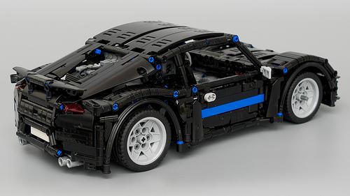 Lego Technic Supercar RC
