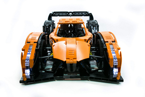Lego Technic RC Mantis Supercar