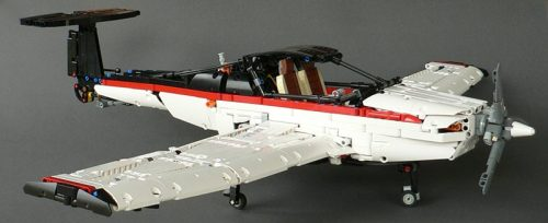 Lego Technic Aircraft