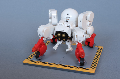 Lego Tachikoma