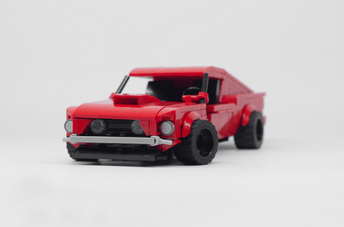 Lego Ford Mustang Boss