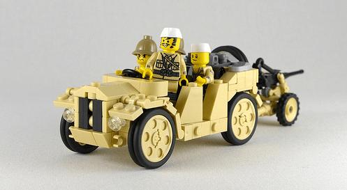 Lego SPA TL17