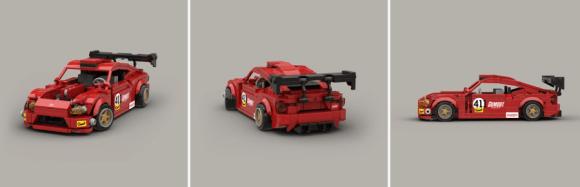 Lego Toyari GT4586