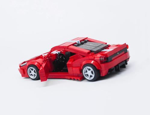 Lego Ferrari 458 Speciale