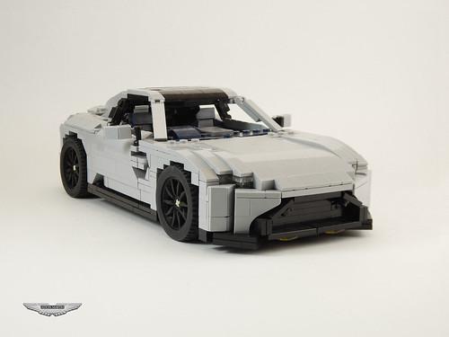 Aston Martin The Lego Car Blog