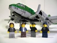 Lego Buffalo Airways Ice Pilots DC