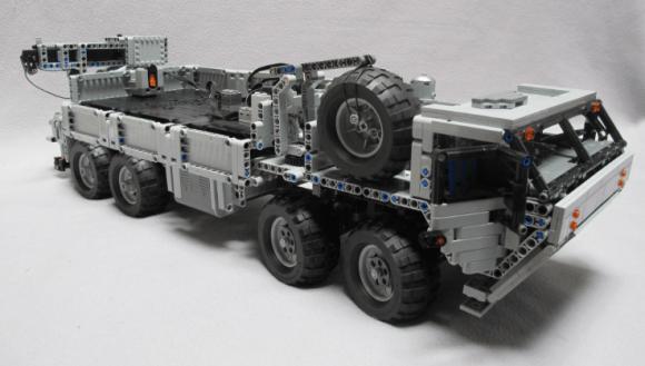 Lego Oshkosh HEMTT  THE LEGO CAR BLOG