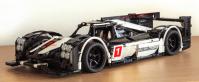 Lego Porsche 919 Hybrid Le Mans | THE LEGO CAR BLOG