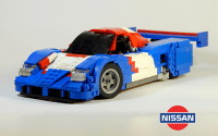 Le Mans | THE LEGO CAR BLOG