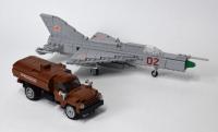 Lego MiG 21 | THE LEGO CAR BLOG