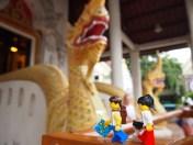 Entrance to Wat Chedi Luang