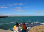 Almost at the end of the coastal drive, ,we stopped for lunch in Warrnambool