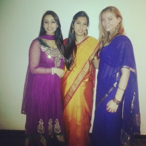 diwali ladies