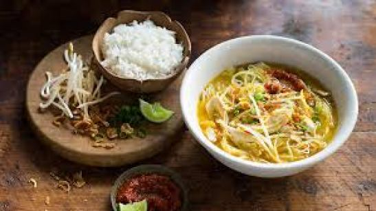 Craving for soto ayam :( picture taken from SBS.com.au