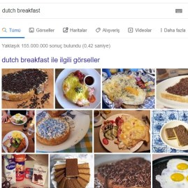Dutch breakfat