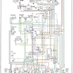 Mg Zr Electric Window Wiring Diagram 1968 Vw Beetle Autostick Tf Schematic Electrical Schema Morris Minor