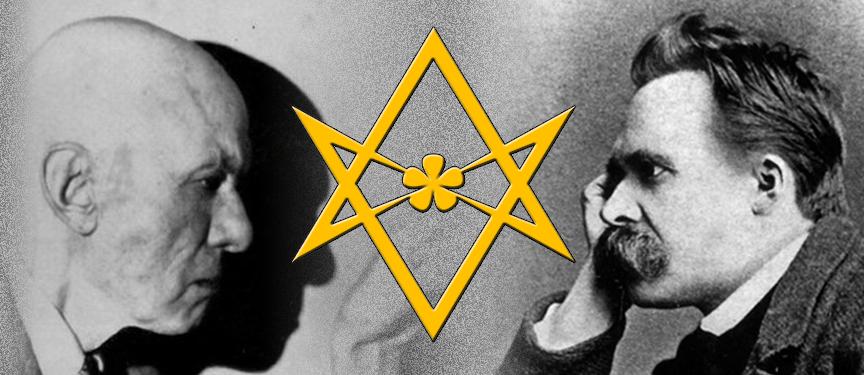 Aleister Crowley on Friedrich Nietzsche
